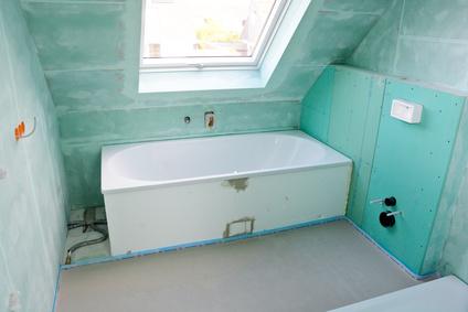 Trockenbau h wurst gmbh for Pose placo hydrofuge salle de bain